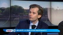 """Larrivé (Les Républicains) : """"Schengen est mort, le rétablissement des frontières sera durable"""""""