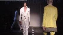 GIULIANO FUJIWARA Fashion Show Spring Summer 2007 Menswear by Fashion Channel