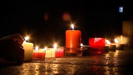 Rassemblements à Poitiers suite aux attentats du 13 novembre 2015 à Paris