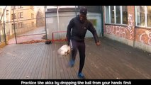 Learn the best Street Football moves 2015 | Tricks & Skills with Stockholm Street Soccer