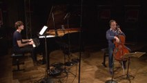 L'Andante de la Sonate en Sol Majeur BWV 1027 de Bach par Henri Demarquette et Thomas Enhco | Le live de la matinale