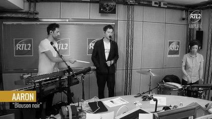 AaRON rédac chef d'un jour de RTL2.fr