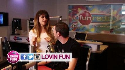 """""""Girls"""" s'invite dans l'émission """"Lovin' Fun"""", sur """"Fun Radio"""", le jeudi 21 mai"""