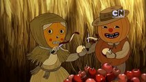 Over The Garden Wall - Hard Times at the Huskin Bee (Clip 2)