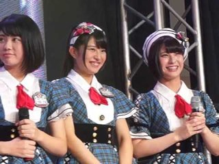 AKB48 Team 8 at Cool Japan Festival 2015 Part 4