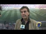 Fidelis Andria - Melfi 0-0 | Post Gara Paolo Montemurro Presidente Fidelis Andria