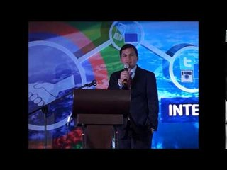 Benedict Patrick Alcoseba at National ICT Summit 2015