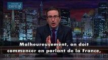 Ce comédien rend hommage à la France avec un discours hilarant