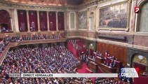Le discours de Hollande au Congrès de Versailles dans son intégralité