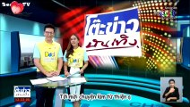 [vietsub] Nadech Yaya mời làm công đức, lịch phát hành lịch đài 3 - TKBT 10.11.15