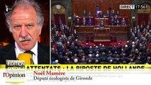 Wauquiez : « Les mesures de Hollande ne serviront à rien si on ne traite pas le cœur du problème. »