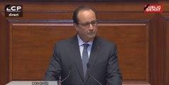 Les principales annonces de François Hollande devant le Congrès à Versailles