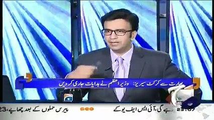 Najam Sethi Breaks Who Leaked Reham Imran Bedroom Discussions