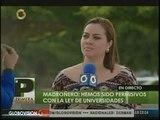 Así fue la respuesta del diputado Fidel Madroñero sobre los sobrinos de Cilia Flores
