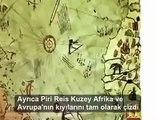 Piri Reis in haritası