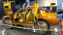 Supercars & Custom Tuning. Miami Dub Auto Show 2013 &  HOT GIRLS