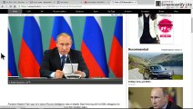 BOOOOM PUTIN DECLARES ISIS FUNDED BY 40 NATIONS INC G20 MEMBERS - TRUTH COMMUNITY WELL DONE