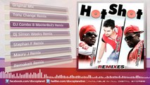 Dj Sanny J Ft. Dangerous - Hot Shot - DJ Combo & MasterBoZz Remix