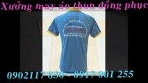 Áo thun đồng phục -0902 117 830 May áo thun đồng phục giá rẻ Cộng Hòa