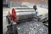 ENERPAT Scrap Metal Hammer Mill / Scrap Metal Crusher Machine