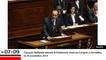 """""""Sécurité : l'allocution de François Hollande devant le Congrès"""" (L'Édito Politique)"""