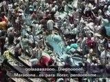1-0 GOL DE MARADONA A INGLATERRA, LA MANO DE DIOS (1.986) by moterodiablo