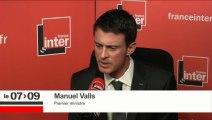 Fiches S, Radicalisme : Manuel Valls répond aux auditeurs