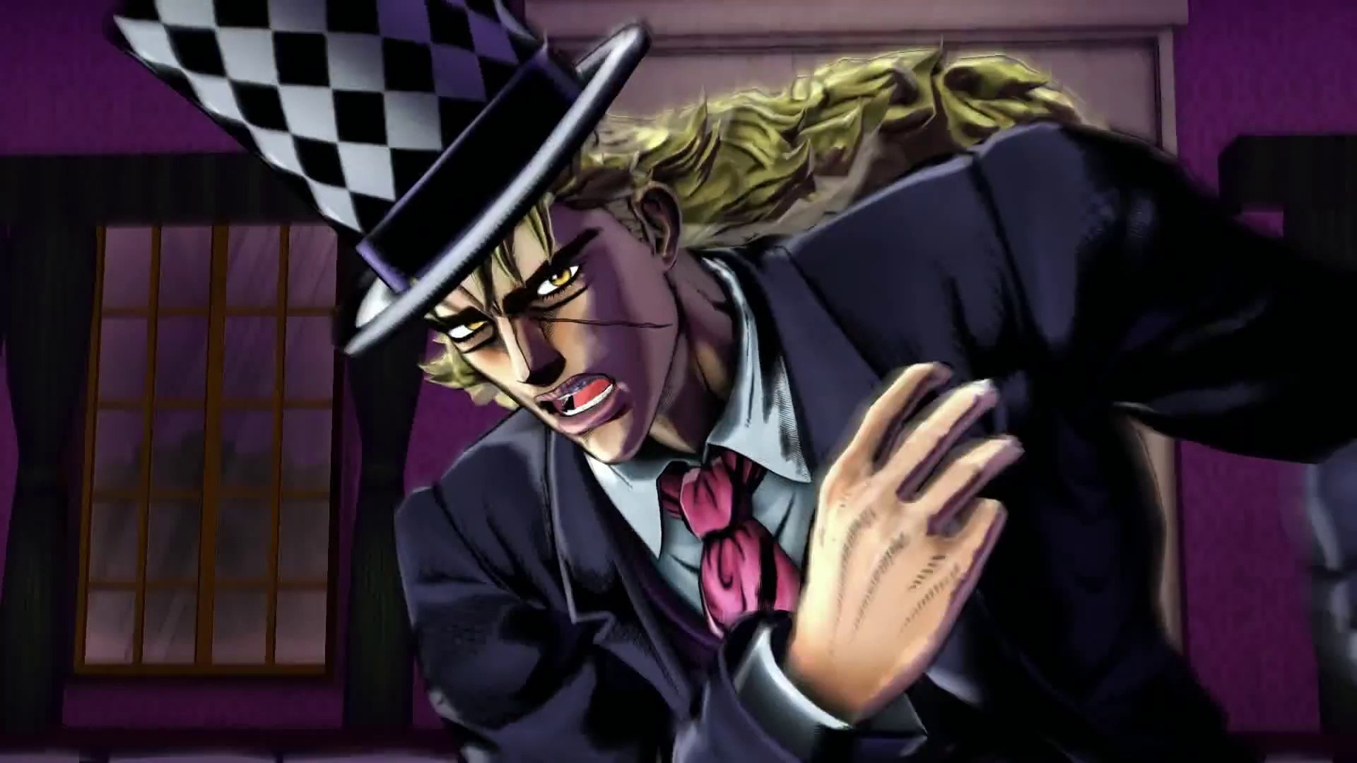 JoJo's Bizarre Adventure Eyes of Heaven - Robert Speedwagon Gameplay
