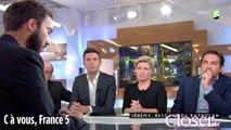 C à vous-Attentats de Paris : le témoignage de Jérémy, un rescapé du Bataclan
