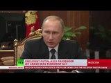 A321 jet crash in Sinai was terrorist act - Putin