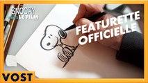 Snoopy et les Peanuts - le film : Dessine Snoopy [Officielle] VOST HD