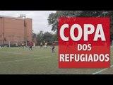 Copa dos Refugiados reúne imigrantes do Haiti, Mali, Síria e Congo