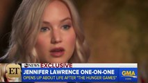 Jennifer Lawrence Reveals Struggle After Split From Nicholas Hoult: Who Am I Without This