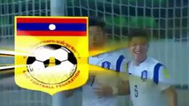 Laos 0-5 South Korea ~ [AFC World Cup Qualification] - 17.11.2015 - All Goals & Highlights