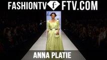 Anna Platie Spring 2016 Fashion Show at Mercedes Benz Fashion Week Moscow | FTV.com