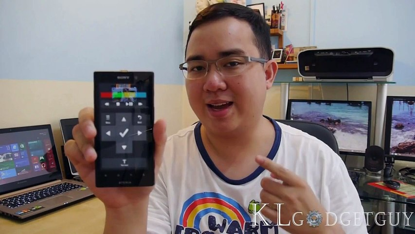 EMAGINE Android Remote Control First Look