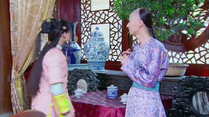 錢塘傳奇 第37集 The Mystery of Emperor Qian Long Ep37