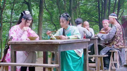 錢塘傳奇 第38集 The Mystery of Emperor Qian Long Ep38