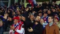 Fedor Smolov Goal - Russia vs Croatia 1-0 Friendly Match 2015