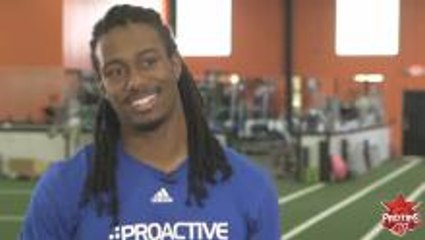 Trae Waynes: Support of Friends & Family