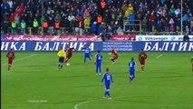 Marcelo Brozovic Goal - Russia 1 - 2 Croatia - Friendly International - 17/11/2015
