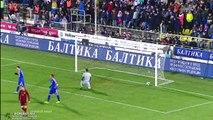 Marcelo Brozovic Amazing Goal Russia vs Croatia 1 2 (Friendly Match 2015)