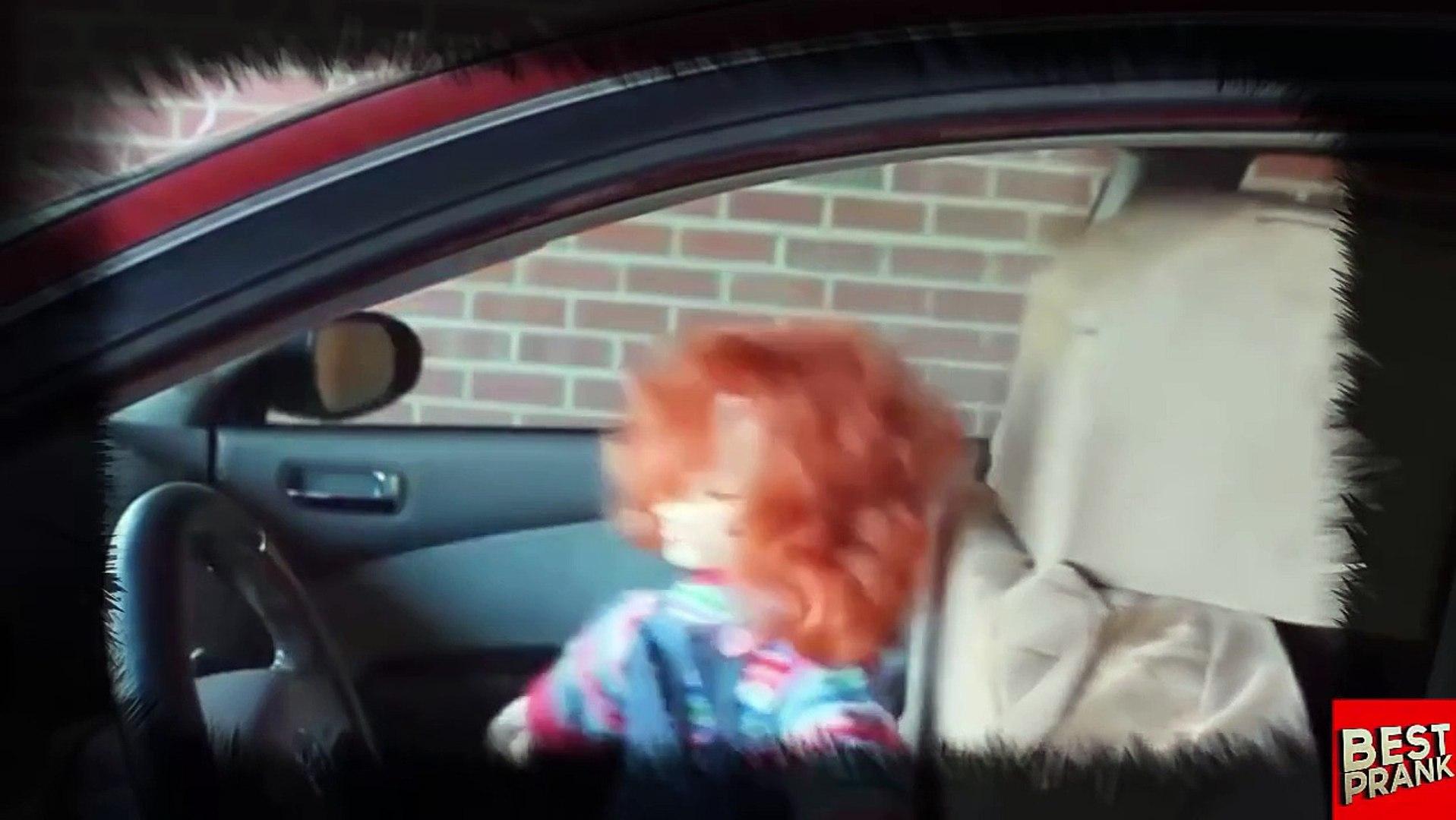 Scary Pranks - Funniest Scare Pranks - Top Scary Pranks #2