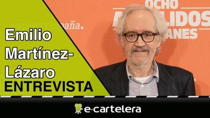 """Emilio Martínez-Lázaro: """"Con 'Ocho apellidos catalanes' tuvimos que ponernos las pilas"""""""