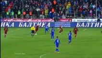 Marcelo Brozovic Goal - Russia 1 - 2 Croatia - Friendly International - 17_11_20