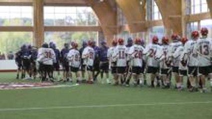 Canada Vs Iroquios U-17 Slow Mo Lacrosse Highlights