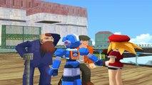 Let's Play Mega Man Legends 2 Part 10 - Shot Down