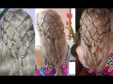 Fish Net- Fish Tail Braid- The Hobbits Inspired Hairstyle- Beautyklove