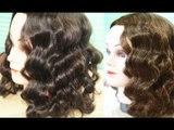 Foil Curls Method 2-No Heat Amy Adams Inspired Waves- Heatless Waves for Short-Medium Lenght Hair