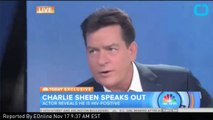 Charlie Sheen's Ex-Wife and Twin Sons Are Not HIV-Positive